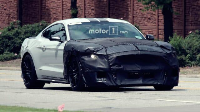 2019 Mustang GT500 Shelby