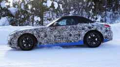 New BMW Z4 Spy Photo
