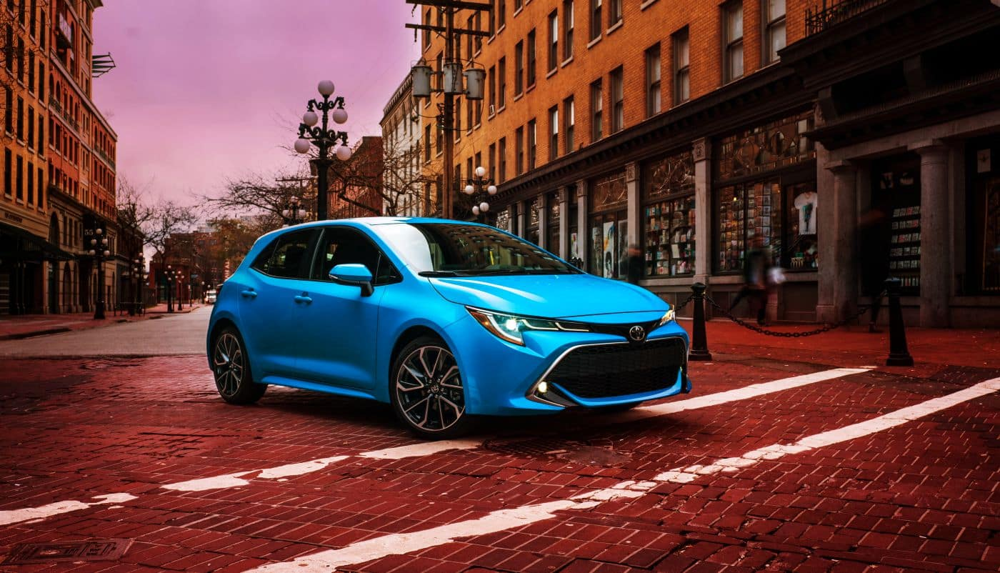 Toyota Corolla Hatchback Review 2018 Toyota Corolla Hatchback Review