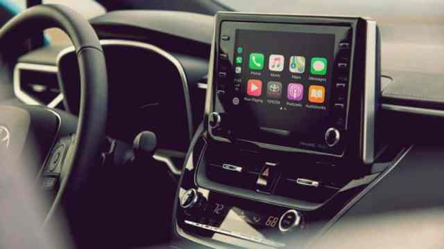 New Corolla Media & Infotainment