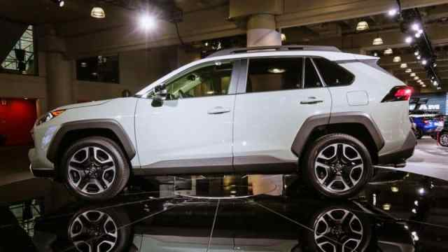 New Toyota RAV4 Adventure