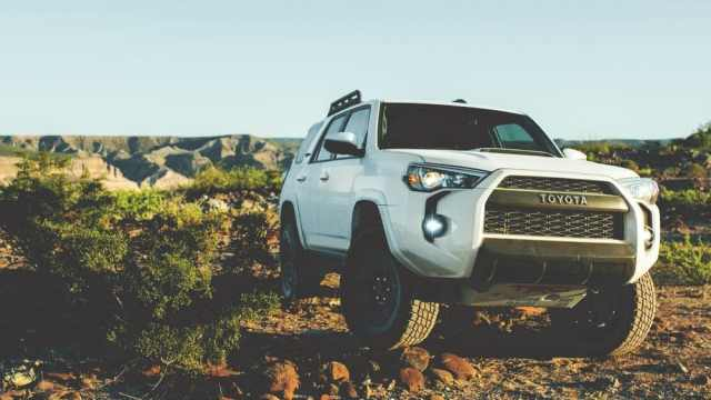 2020 Toyota 4Runner Redesign without Major Changes & Design