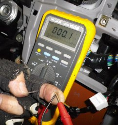 stock stereo harness cut no problem car stereo reviews news test wiring harness with multimeter test wiring harness with multimeter [ 2747 x 2269 Pixel ]
