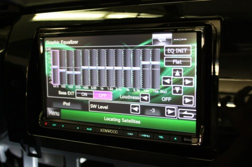 small resolution of kenwood excelon dnx9990hd equalizer menu
