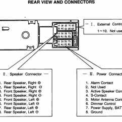 Wiring Diagram Car Audio Speakers Ford 4000 Tractor Wire Codes Volkswagen Factory Stereo Repair Harness Bose Speaker Amplifier