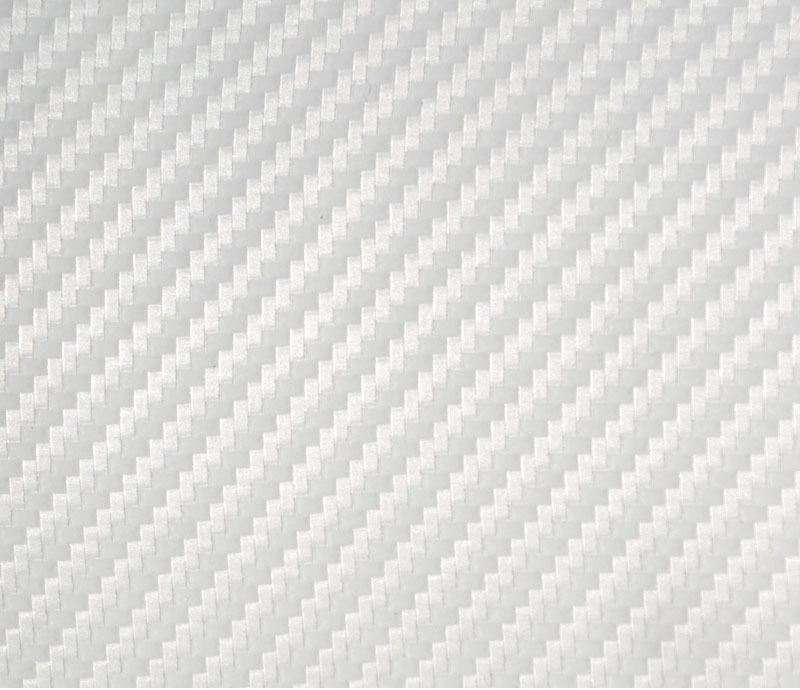 ROLLO DE VINILO FIBRA DE CARBONO 3D BLANCO 152 x 180CM