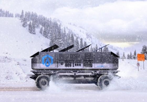 SURUS, a nova plataforma de célula de combustível da GM