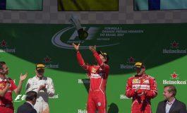 Vettel domina em Interlagos