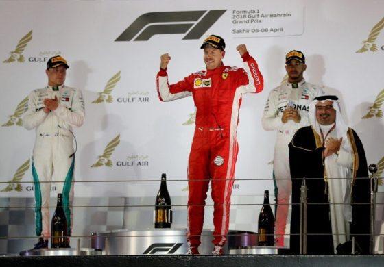 Vettel e Ferrari, de novo !