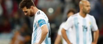 O que acontece com a Argentina?