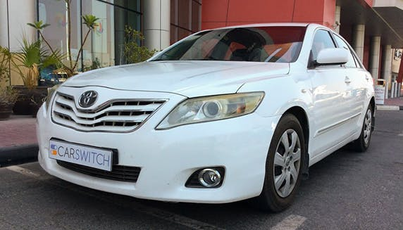 toyota yaris trd uae no mesin grand new avanza why buying a car like camry in the is smart decision