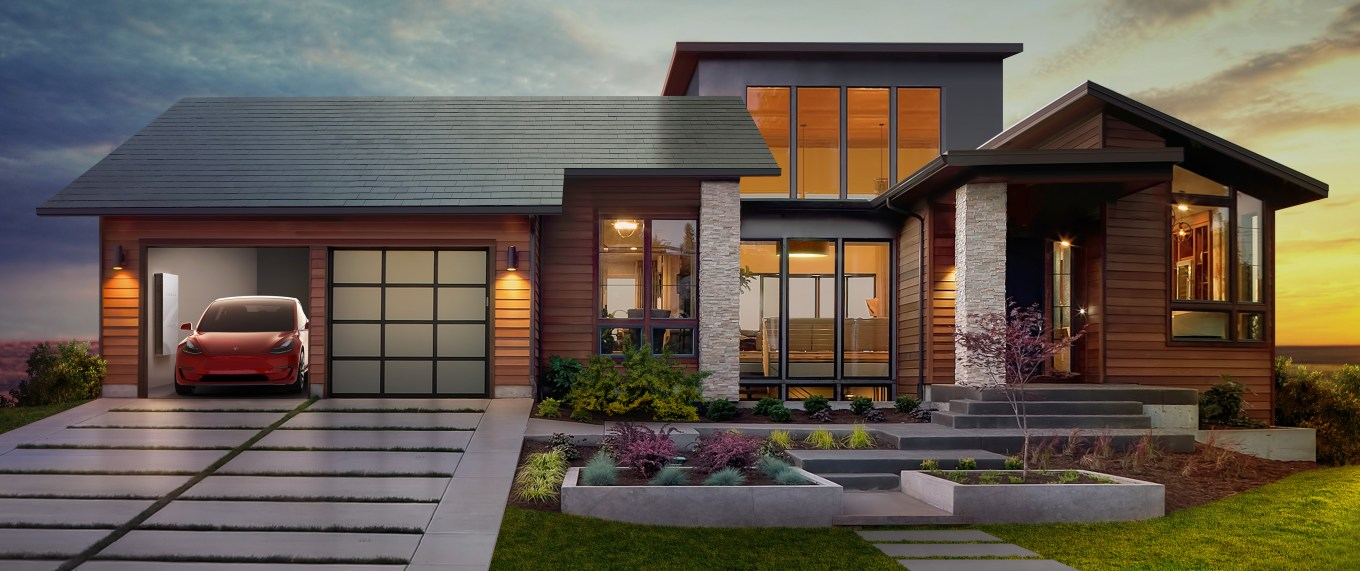 Powerwall_Model3&SolarRoof