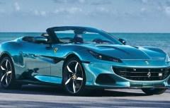 Ini Spesifikasi Ferrari Portofino M yang  Tiba di Indonesia