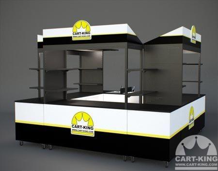 Custom Food Carts for Sale  TOP Design Ideas Here