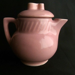 Miniature Salada Tea Pot