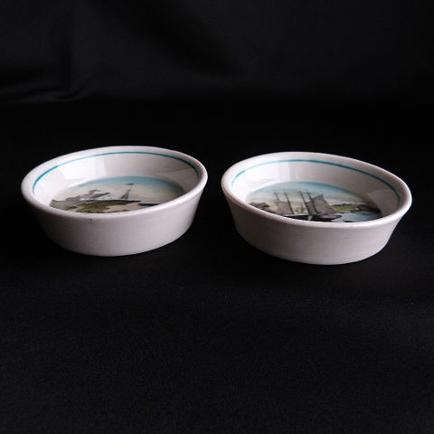 Delano Studios Coaster/Ring Dishes