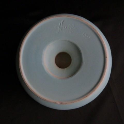 Vintage Hull Ceramic Cake Plate