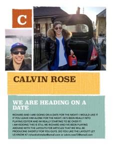 Calvin Rose