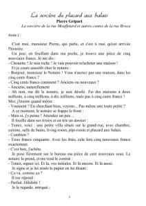 La Sorcière De La Rue Mouffetard Questionnaire : sorcière, mouffetard, questionnaire, Lecture, Sorcière, Mouffertard, (Pierre, Gripari), Cartable, D'une, Maitresse