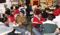 Instituto voz cultura e conhecimentoCC - alunos ensino médio