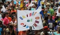 Bloco de carnaval unidos do candinho