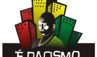Cartaz da campanha de combate ao racismo em Campinas