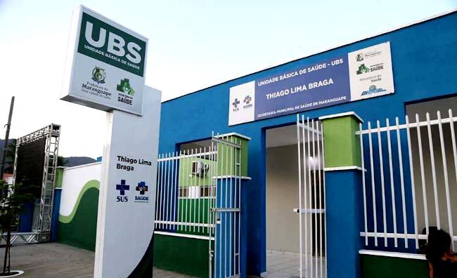 O SUS mantém 44 mil Unidades Básicas de Saúde (UBS) em todo o Brasil