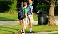 jum larrison - mochila escolar