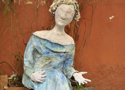 escultura  Luciane Kunde
