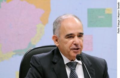 Diretor-presidente da ANA, Vicente Andreu Guillo