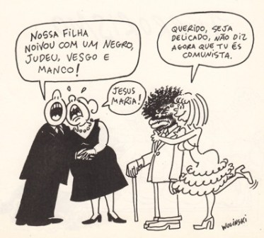 Charge de Wolinski