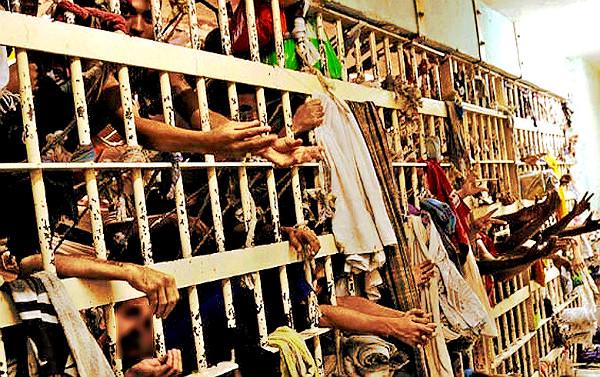 Prisão em massa é a fórmula neoliberal para manter sob controle a desigualdade