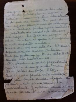 sacramento-manuscritos 2  fólio manuscrito também faz parte de um dos manuscritos esparços...037