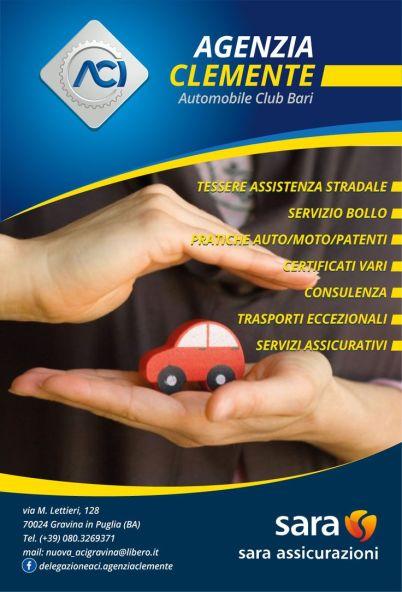 Delegazione ACI- Gravina in Puglia (BA)