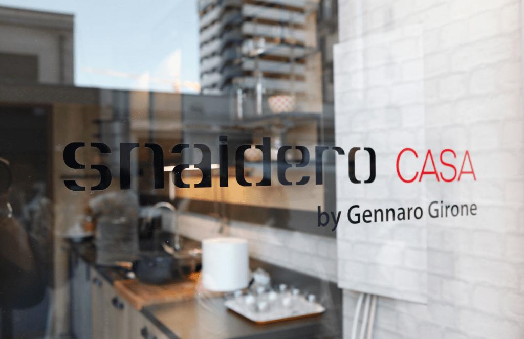SNAIDERO CASA BY GENNARO GIRONE