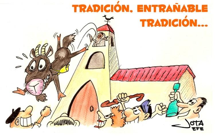 Tradición, entrañable tradición