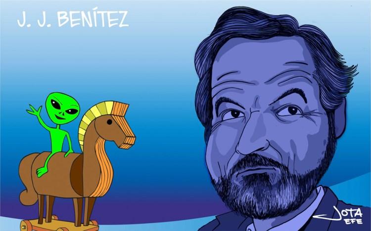 J.J. Benítez maestro de la duda