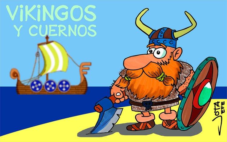 Vikingos-y-cuernos