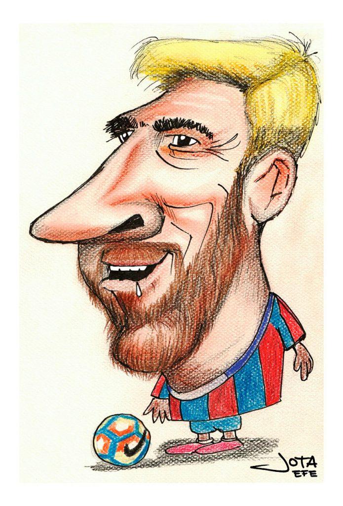 caricatura-messi