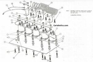 Club Car Golf Cart Wiring Diagram 1981 85 5 Solenoid