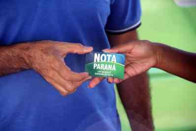 Cartão Nota Paraná