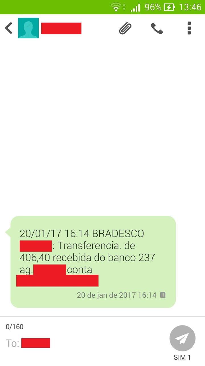Comprovante Senhor Money Compra Creditos NETELLER