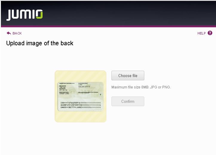 Verificar sua conta na Skrill 6