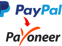 Paypal para Payoneer