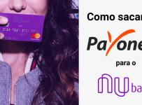 Sacar da Payoneer para Nubank