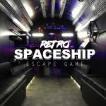 Retro Spaceship escape game