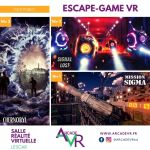 Arcade VR Pau-Lescar