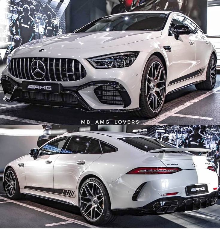 AMG GT63s Edition: Mercedes-Benz - CarTechNewz