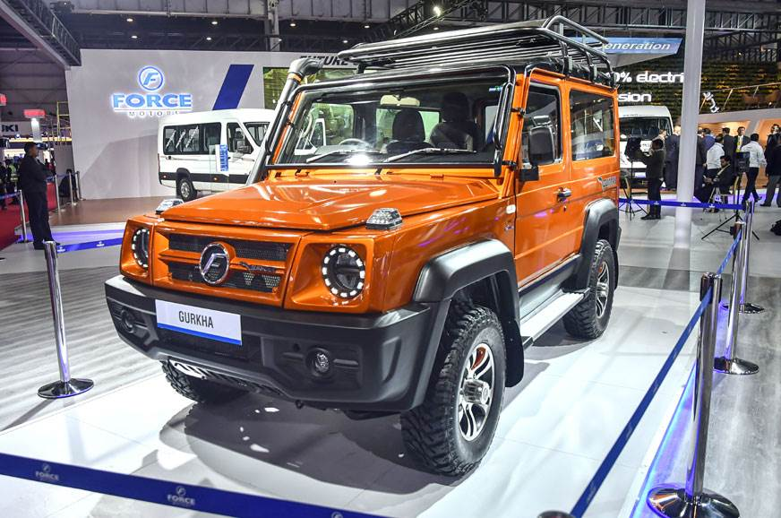 New-Gen Force Gurkha | Launch scheduled New SUV have reached dealerships! -  Latest Car News, Auto News, New Upcoming Cars in India