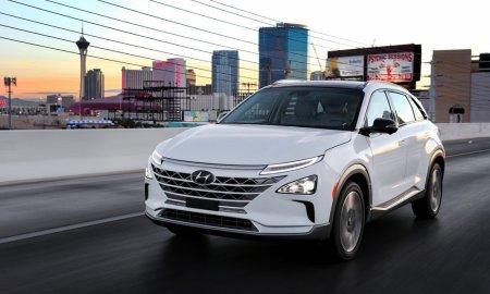 Hydrogen Cell Car